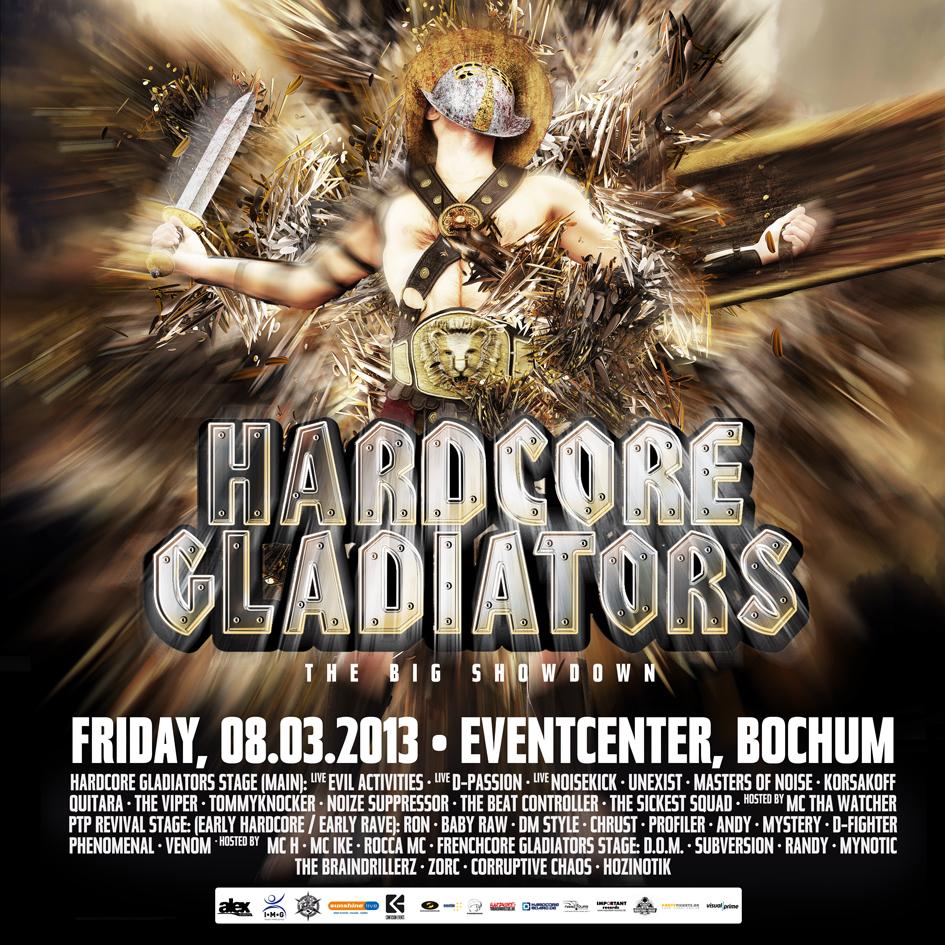 Alex Bochum 08 03 13 gladiators eventcenter bochum ger a l e x