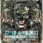 A.L.E.X. Events (Offizieller Hardshock Festival 2013 Promotion Partner) gibt das Mainstage Line up bekannt.