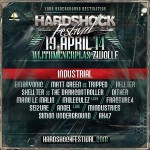 Hardshock Festival 2014 – Industrial line Up
