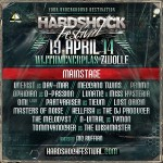 Hardshock Festival – Line-up: Mainstage