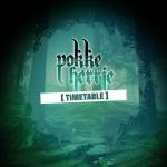 Pokke Herrie 2016 – The Timetable