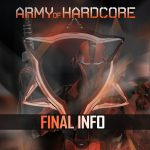 Army of Hardcore – Final Info 2016 ( No Box Office / Keine Abendkasse)