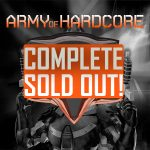 Army of Hardcore 2016 ist komplett ausverkauft – Sold Out !