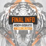 Footworxx 2017 – FINAL INFO (Abendkasse/Boxoffice)