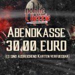 Pokke Herrie 2017 – Box Office/Abendkasse & Final Info
