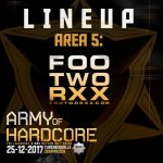 Army Of Hardcore 2017 – First Names of the Line Up