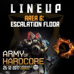 Army Of Hardcore 2017 – Escalation Floor