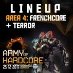 Army Of Hardcore 2017 – Frenchcore & Terror Area