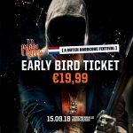 Pokke Herrie 2018 – Early Bird Tickets