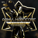 Army Of Hardcore 2018 – 10 Years on X-mas – 25.12.18