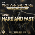 Army of Hardcore 2018 – Hard & Fast Area (Main 2)