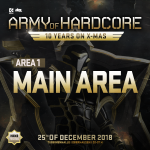 Army of Hardcore 2018 – Main Area