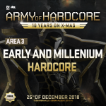 Army of Hardcore 2018 – Early / Millenium Hardcore