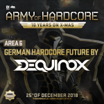 Army of Hardcore 2018 – Dequinox Area