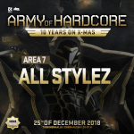 Army Of Hardcore 2018 – All Stylez of Hardcore Area