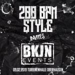 200 BPM STYLE invites BKJN – The Trailer