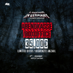 A Nightmare in Germany – 10.11.18 – Final Info / Abendkasse