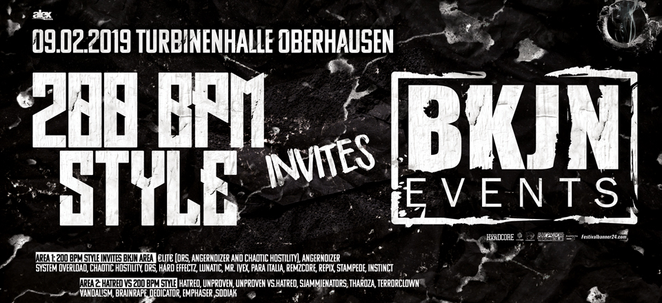 200 BPM STYLE Invites BKJN – 09.02.19