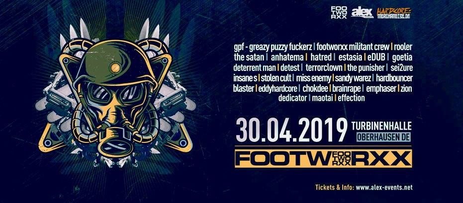 Footworxx 2019 | A L E X -Events