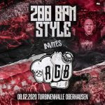 200 BPM STYLE inv. RGB vs. System Overload – The Trailer
