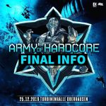Army Of Hardcore 2019 – Final Info !