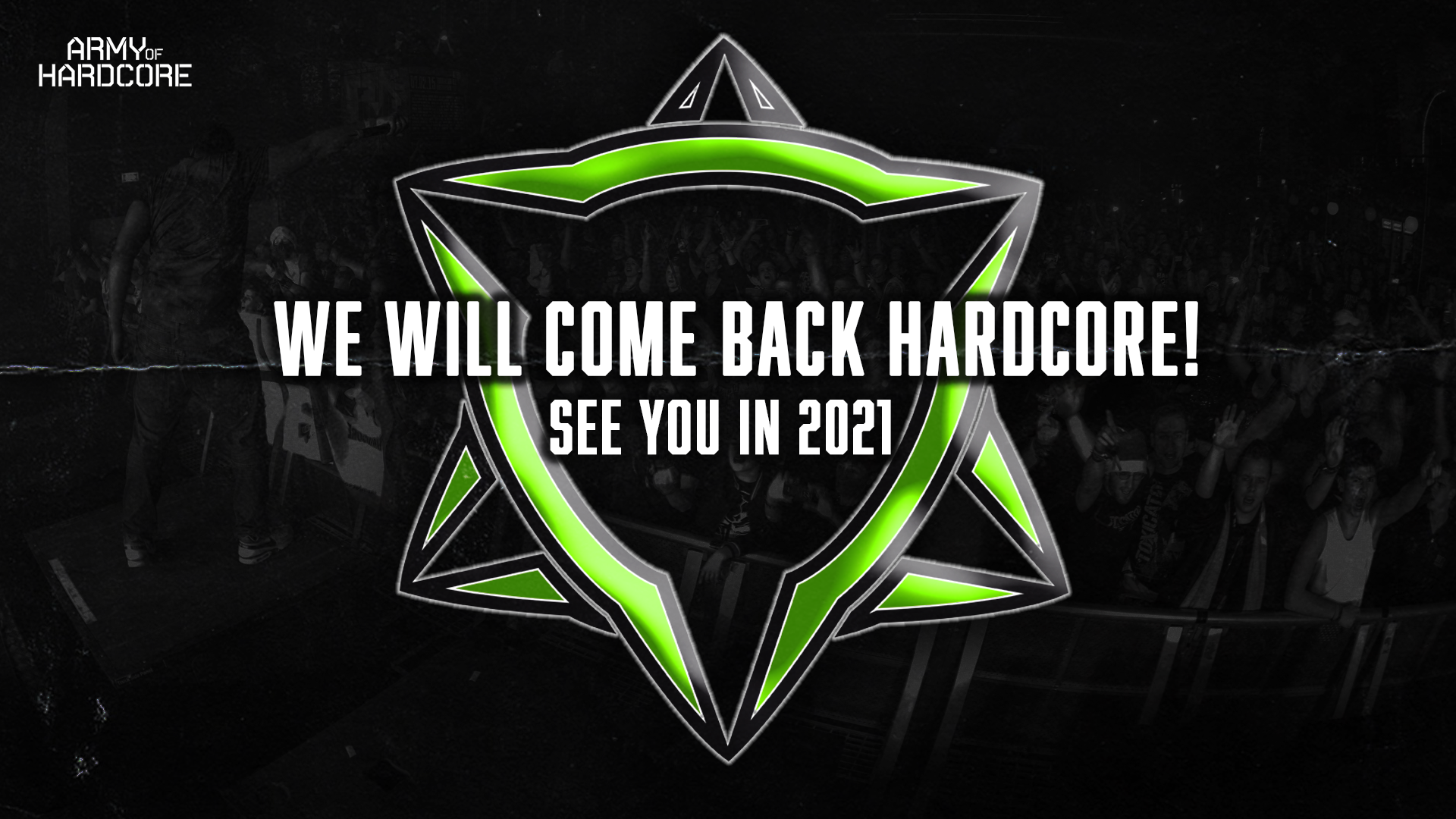 Army Of Hardcore 2021
