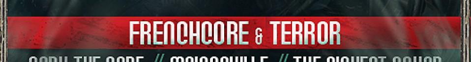 Hardshock Festival – Line-up Release: Frenchcore/Terror