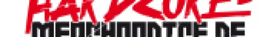 HARDCORE-MERCHANDISE.de Shop powered by A.L.E.X. Events is online now!